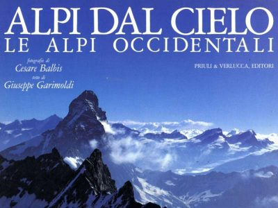 Alpi occidentali dal cielo
