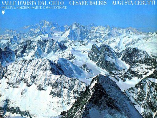 Valle d'Aosta dal Cielo